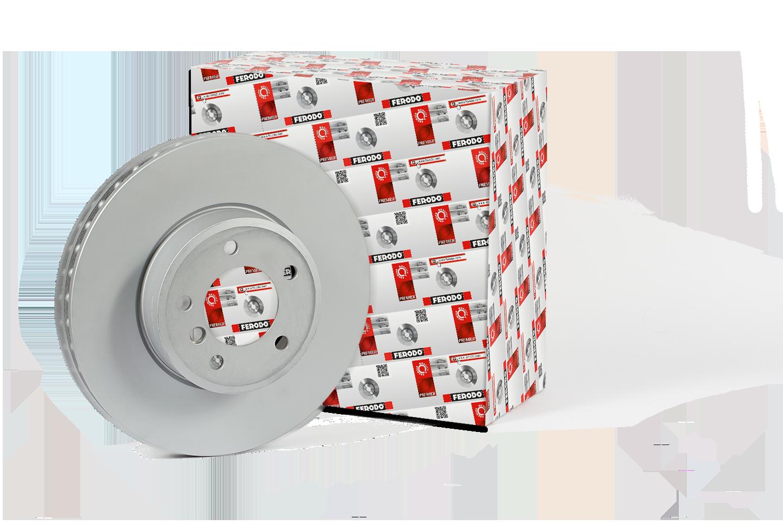 Car Disc Brakes & Replacement Brake Discs | Ferodo